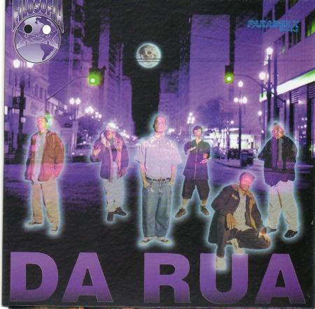 Filosofia Da Rua - Rap Nacional (CD)