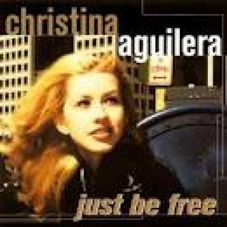 Christina Aguilera - Just Be Free (CD IMPORTADO LACRADO) MADE E.U
