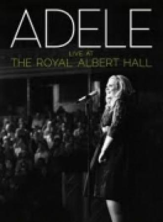 Adele Live At The Royal Albert Hall (DVD+CD) NACIONAL DUPLO