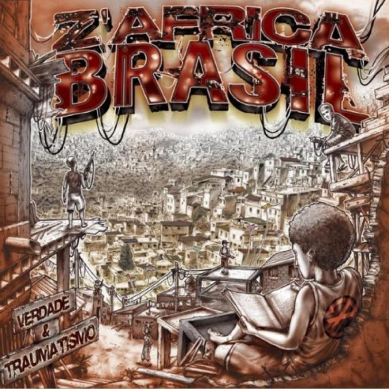 ZAfrica Brasil - Verdade e traumatismo (CD)