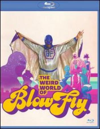 BLOWFLY - WEIRD WORLD OF BLOWFLY BLU-RAY IMPORTADO