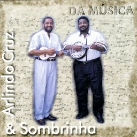 Arlindo Cruz Sombrinha - Da Música (CD)