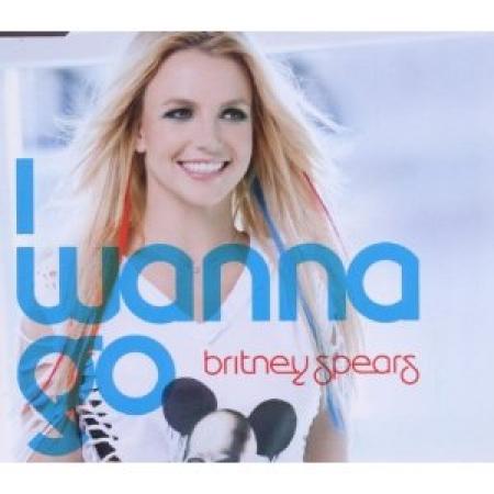BRITNEY SPEARS - I Wanna Go SINGLE IMPORTADO