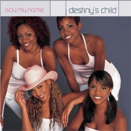 DESTINYS CHILD - Say My Name CD SINGLE IMPORTADO