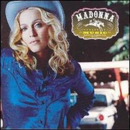 LP MADONNA - MUSIC (VINYL IMPORTADO LACRADO)