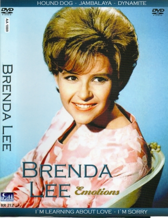 Brenda Lee - Emotions GRANDES SUCESSOS DVD