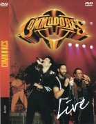 Commodores - Live In Concert (DVD)