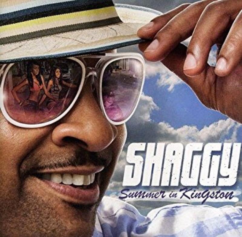 SHAGGY - Summer in Kingston  IMPORTADO (CD)