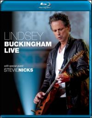 Lindsey Buckingham with Special Guest Stevie Nicks:: Live BLU-RAY IMPORTADO
