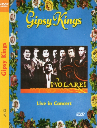 Gipsy Kings - Live In Concert (DVD)