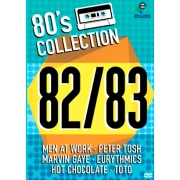DVD 80 S COLLECTION - 1982 e 1983