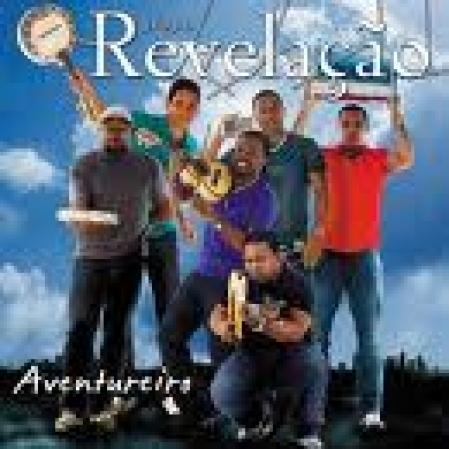 Grupo Revelação - Aventureiro (CD)