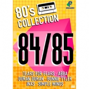 DVD 80 S COLLECTION - 1984 e 1985