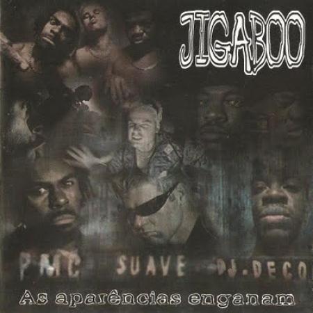 Jigaboo - As Aparencias Enganam (CD)