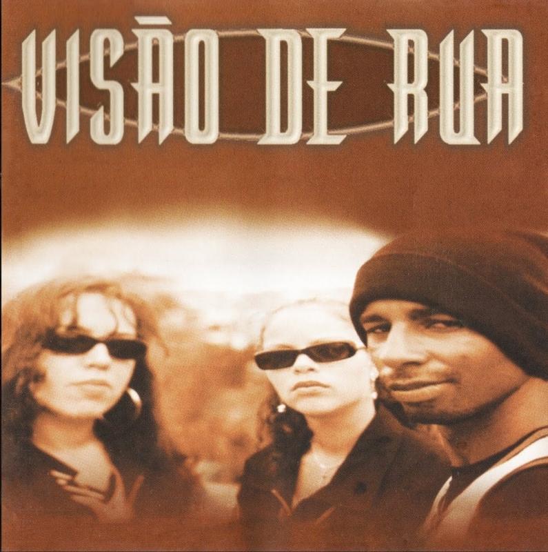 Visao de Rua - Ruas de Sangue (CD)