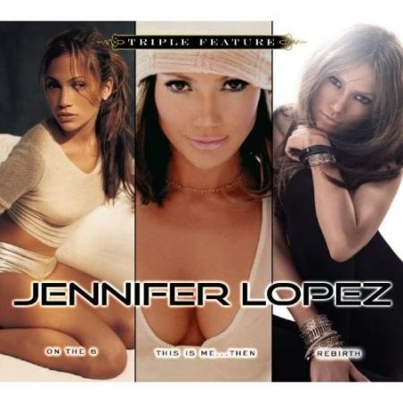 Jennifer Lopez - Triple Feature 3 CDS IMPORTADO