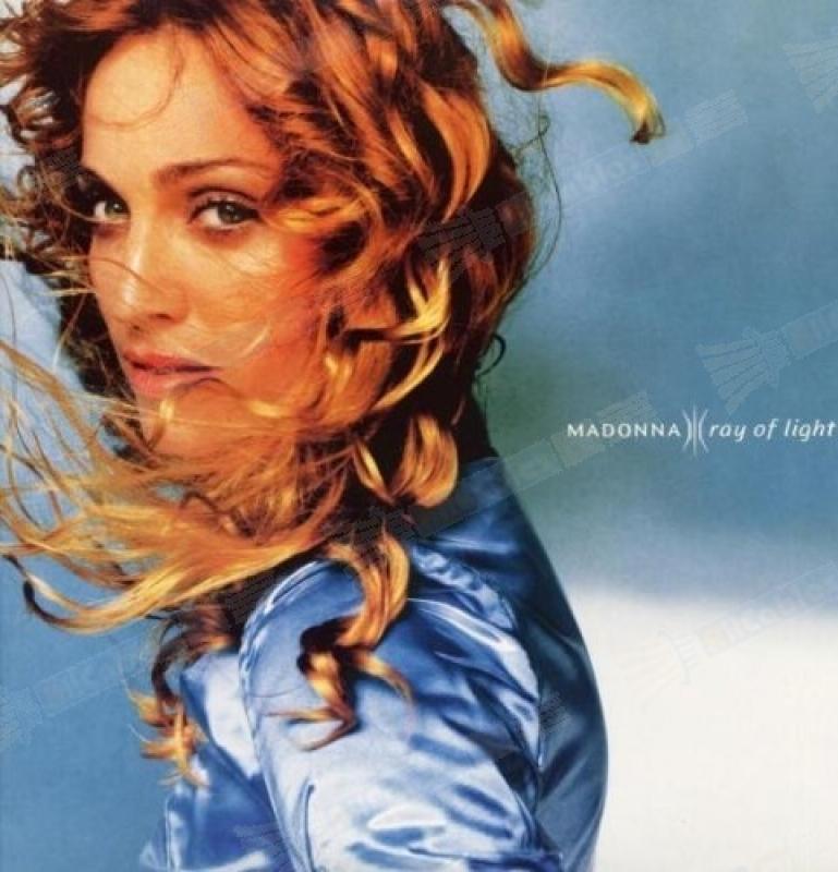 LP MADONNA - RAY OF LIGHT (VINYL DUPLO IMPORTADO LACRADO)