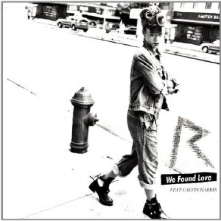 Rihanna - We Found Love CD SINGLE IMPORTADO PRODUTO INDISPONIVEL