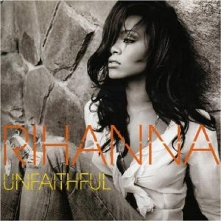 Rihanna - Unfaithful Pt.1 CD SINGLE IMPORTADO PRODUTO INDISPONIVEL