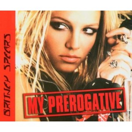 Britney Spears - My Prerogative Pt.1 CD SINGLE IMPORTADO