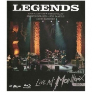 LEGENDS - LIVE AT MONTREUX 1997 - BLU-RAY