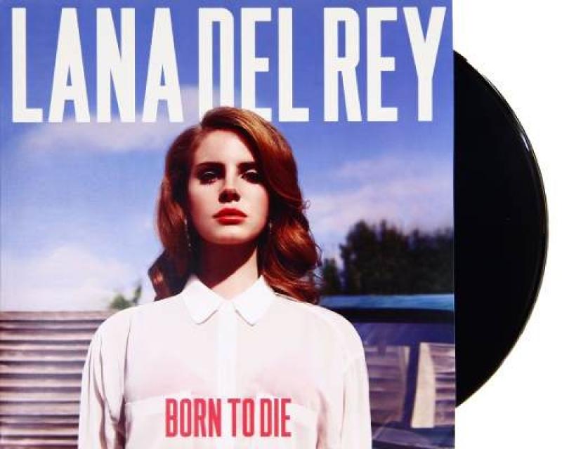 LP Lana Del Rey - Born to Die (VINYL IMPORTADO (602527950891)