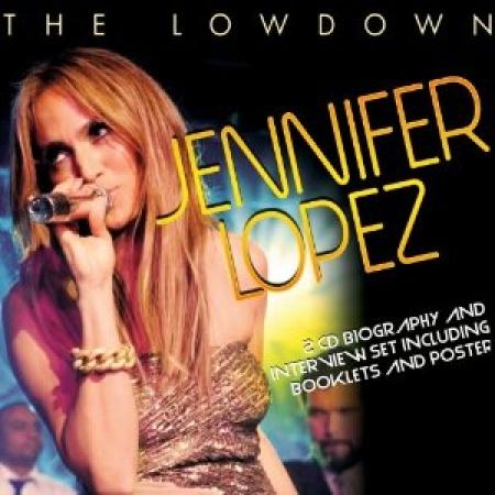 Jennifer Lopez - THE LOWDOWN 2 CDS IMPORTADO