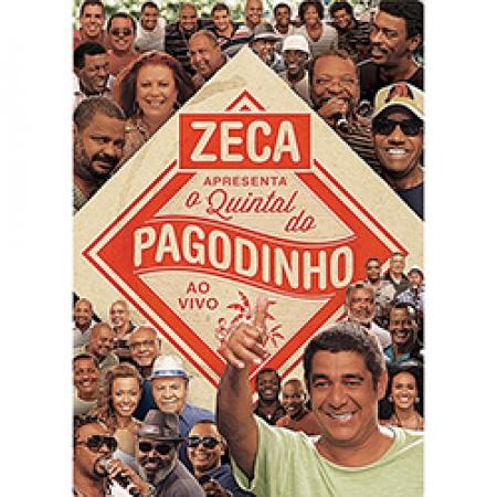 Zeca Pagodinho - Zeca Apresenta: O Quintal do Pagodinho DVD