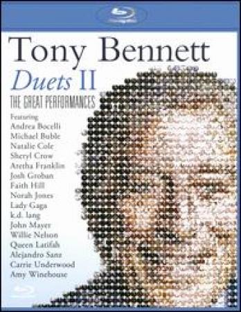 Tony Bennett: Duets II - the Great Performances BLU-RAY IMPORTADO