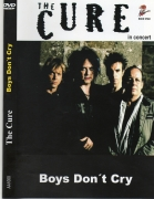 The Cure - Boys Dont Cry DVD