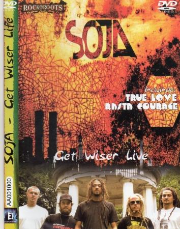 Soja - Get Wiser Life DVD
