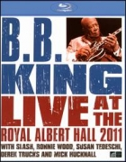 B.B. King - Live at the Royal Albert Hall 2011 BLU-RAY IMPORTADO