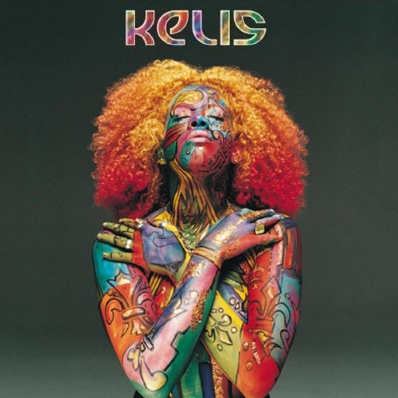 Kelis - Kaleidoscope (CD)