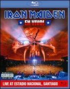 Iron Maiden: En Vivo! - Live at Estadio Nacional, Santiago BLU-RAY IMPORTADO