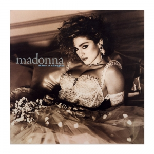 LP Madonna - Like a Virgin (VINYL IMPORTADO LACRADO) MADE E.U