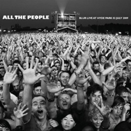 CD All the People - Blur Live in Hyde Park