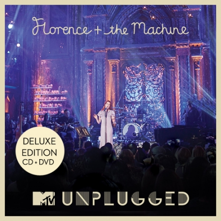 Florence + the Machine - MTV Unplugged (CD+DVD Deluxe US Edition) Importado - US