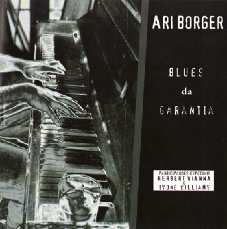 Ari Borger - Blues da garantia (CD)