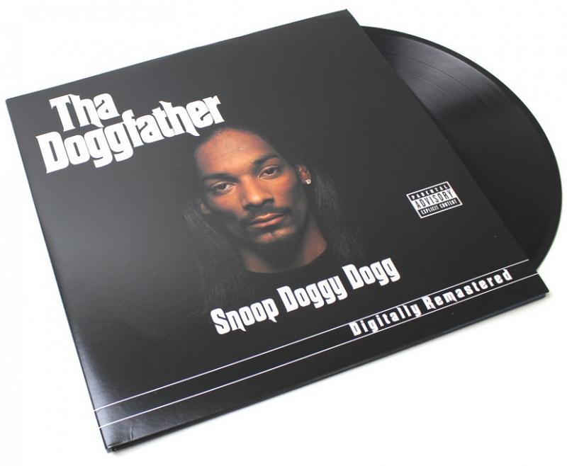 LP Snoop Dogg - Tha Doggfather (VINYL DUPLO IMPORTADO LACRADO)