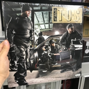 LP G Unit - TOS Terminate on Sight VINYL DUPLO IMPORTADO (LACRADO)