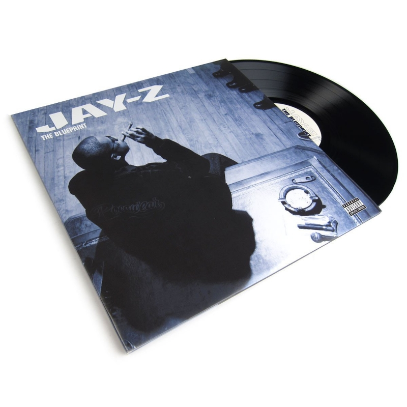 LP Jay Z - The Blueprint (VINYL DUPLO IMPORTADO LACRADO)