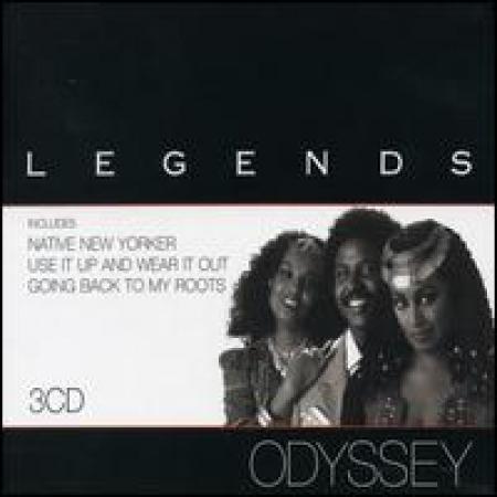 Odyssey - Legends 3CDS IMOPRTADO