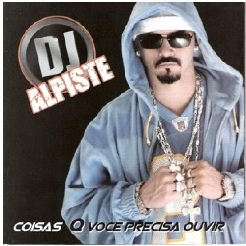 Dj Alpiste - Coisas que voce precisa ouvir (CD)