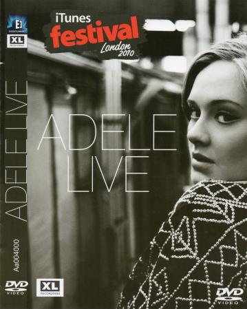 Adele - Live Itunes Festival London 2010 (DVD)