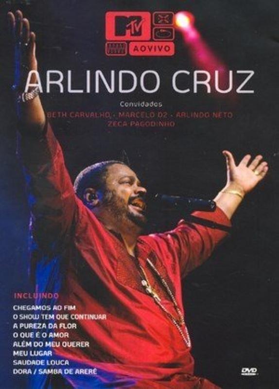 Arlindo Cruz - MTV Ao Vivo DVD