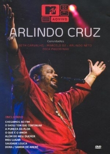 Arlindo Cruz - MTV Ao Vivo DVD