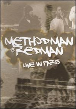 Method Man and Redman: Live in Paris DVD