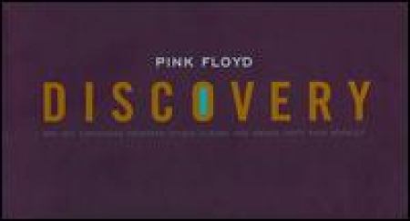 BOX Pink Floyd - Discovery The Discovery Studio Recording Album Box 16 Cds
