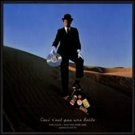 BOX Pink Floyd - Wish You Were Here Immersion (5PC, With DVD, Remastered) (LACRADO)
