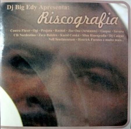 Dj Big Edy Apresenta: Discografia (CD)